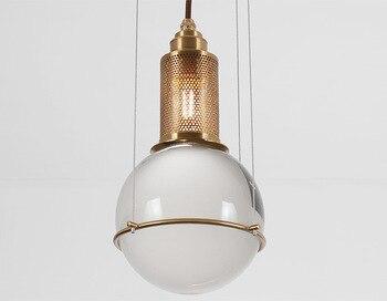 מודרני יוקרה קריסטל כדור קריסטל תליון אור עם LED E27 עלה זהב עגול תקרת פנל Droplight עבור מבואת מלון חדר