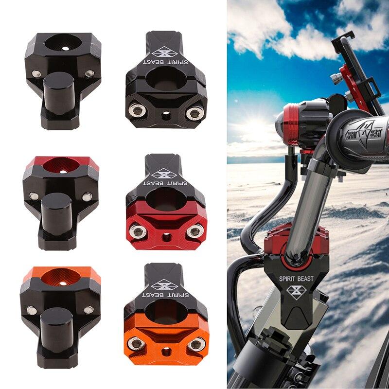 OTOM Universal 1 1//8 28mm CNC Handlebar Riser Clamp For KTM Honda Yamaha Kawasaki ATV