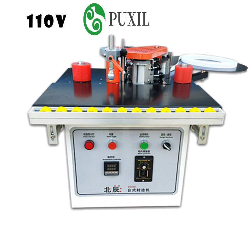 Automatic Band Breaking Woodworking Edge Banding Machine Portable Desktop Tool Pvc Edge Banding Machine Strapping Machine
