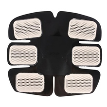 Fitness Abdominal Equipment Abdominal Trainer Battery Home Muscle Massager Abdominal Muscles 3 pcs Tools