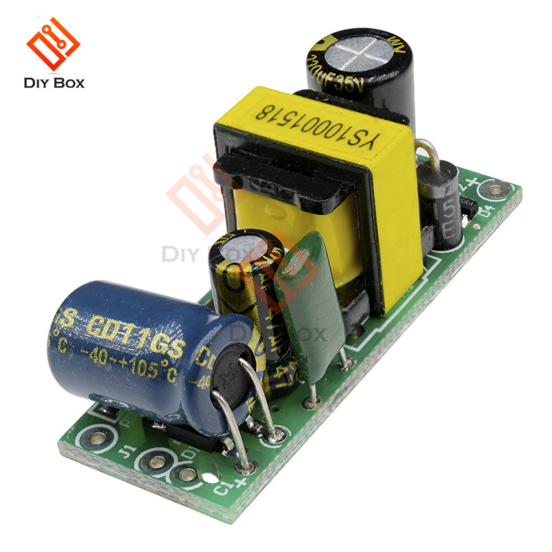 AC-DC Isolated Step Down Power Buck Converter <font><b>220V</b></font> AC to DC <font><b>24V</b></font> Step-down Power <font><b>Transformer</b></font> image
