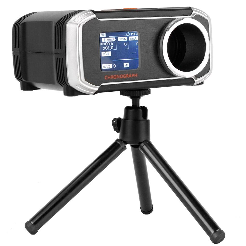 WST-X01 numérique puce tachymètre LCD écran affichage chronographe Bluetooth précision tir chasse testeur de vitesse