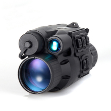 New style 3X50 HD  night vision instrument green image infrared Monocular night vision instrument special for hunting and patrol