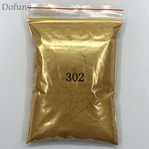 Image 3 - 50 г слюда высокого качества пигмент золотого порошка для самостоятельного украшения краски, косметики, золота, пыли, мыла