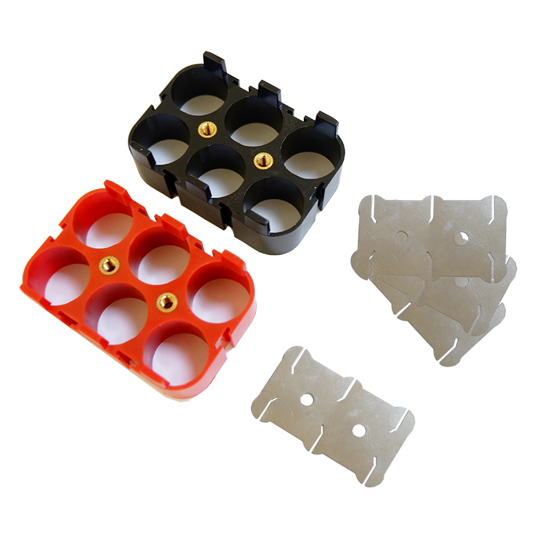 18650 Battery Holder Pure Nickel For High Quality Cylindrical Li-ion/LiFePO4 Battery Pack