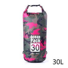 4 Colors Waterproof Dry Bag for Women Men, 5L/10L/20L/30L Roll Top Lightweight Drop Shipping