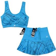 Skorts Short Tennis Badminton-Skirts Yoga-Sport-Bra Running Women's with Safety High-Quality