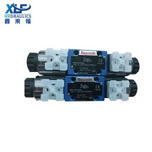 High quality of rexroth electromagnetic directional valve 4WE10D 4WE10Y 4WE10A 4WE10B 4WE10C rexroth hydraulic valve hydraulic directional control valve dr20 1 30 315ym pilot operated pressure reducing valve hydraulic system