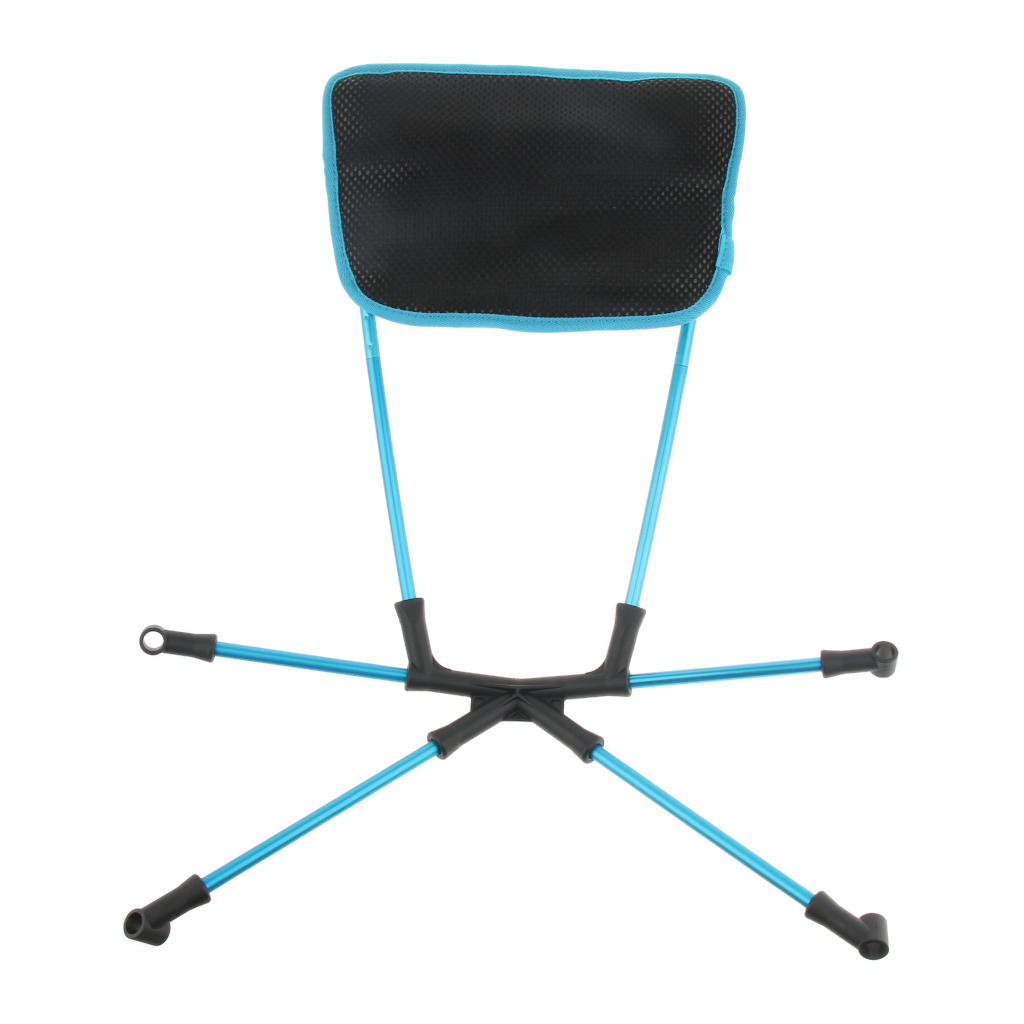 Folding Camping Moon Chair Outdoor Fishing Seat Stool Back Cushion Backrest|Outdoor Tools| |  - title=