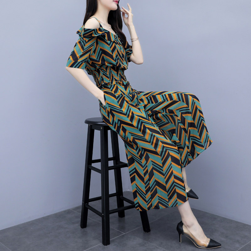 Fashion Comfortable Set/Suit Skirt Casual 2019 Summer Cool Elegant Elegant
