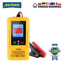 Autool EM335 Car Ultracapacitor Starter Portable Emergency Battery Jump Starter 12V Power Bank Batteryless Unlimited Use Tools
