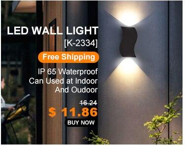 baixo luzes parede moderna para casa escadas