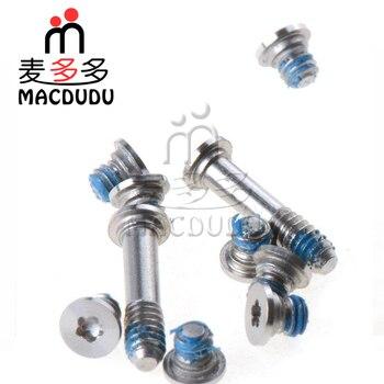10 x nueva carcasa inferior de disco duro tornillos para Macbook Air A1370 A1465 2010-2015 MC505 MC506 MC968 MC969 MD223 MD224 MD711 MD712