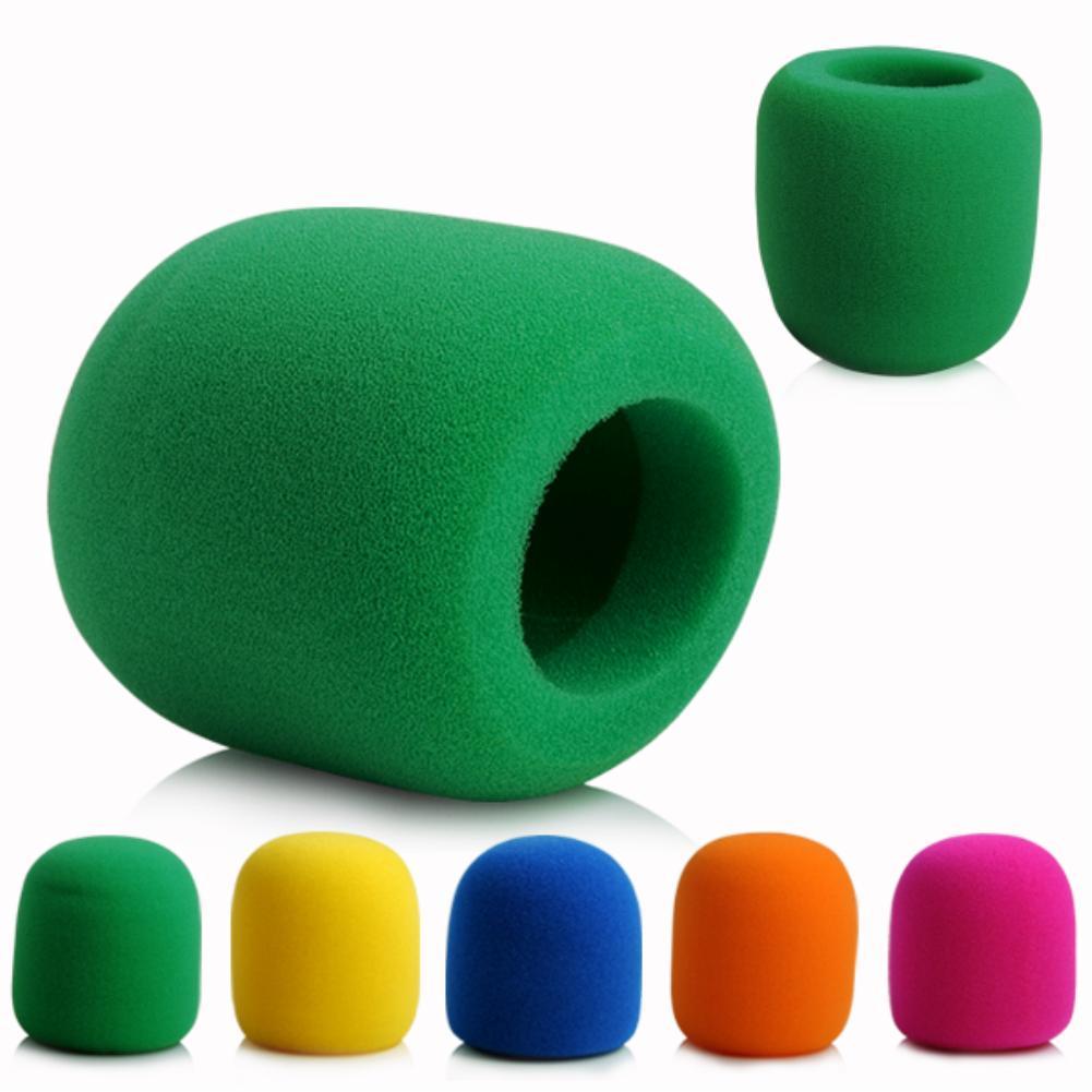 Защитный чехол для микрофона, 5 цветов