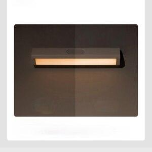 Image 5 - Aqara التعريفي LED ضوء الليل التثبيت المغناطيسي مع جسم الإنسان ضوء الاستشعار 2 مستوى السطوع 3200K درجة حرارة اللون