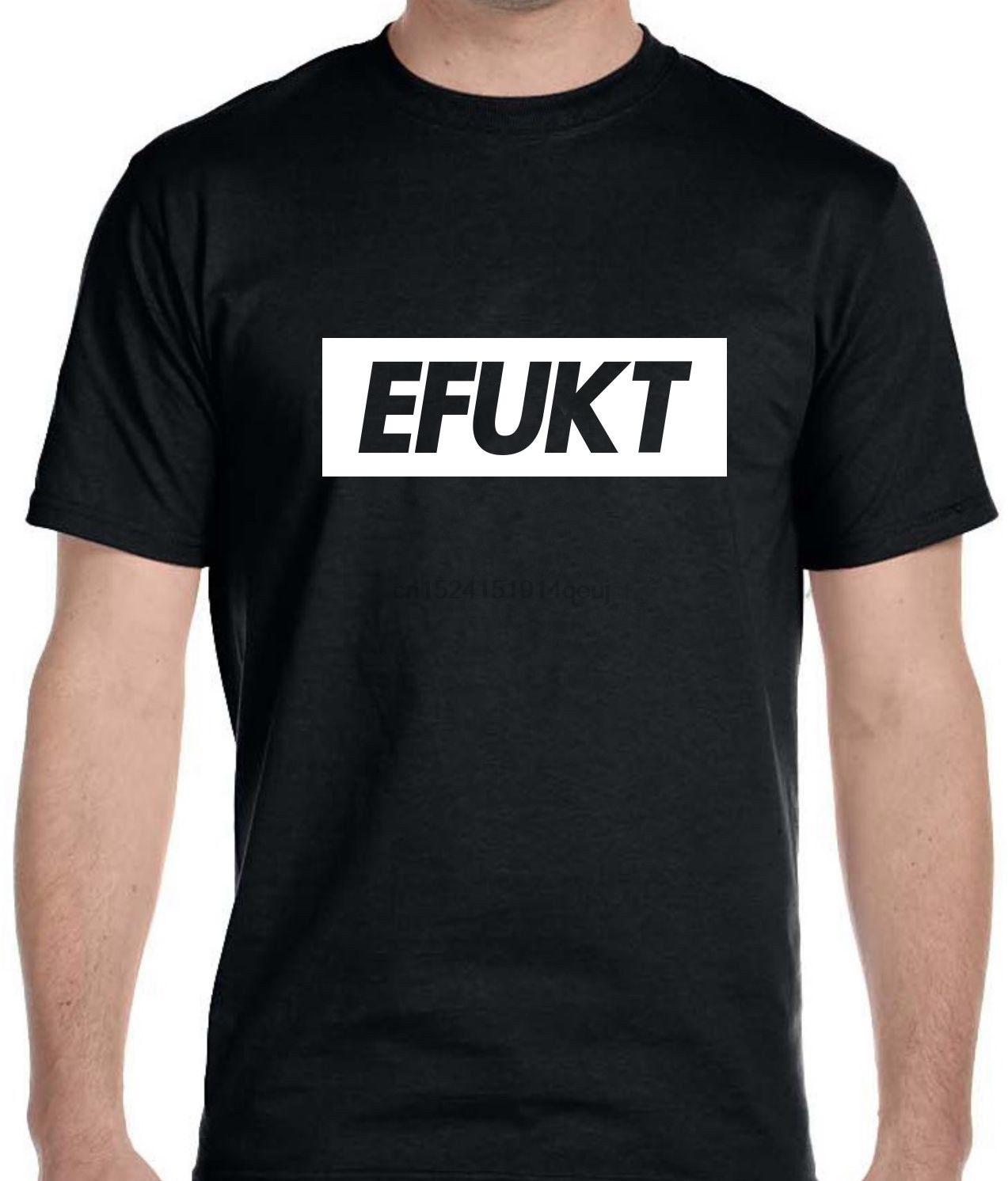Efukt Shirts