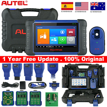 Autel MaxiIM IM508 OBD2 All System Daignostic Scanners IMMO Keys Programming