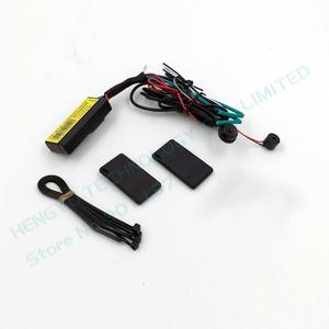 HENGYU EL-1 RFID 2.4GH беспроводной иммобилайзер автомобильный замок двигателя, анти-угон на интеллектуальном отключении цепи, сигнализация авто дв...