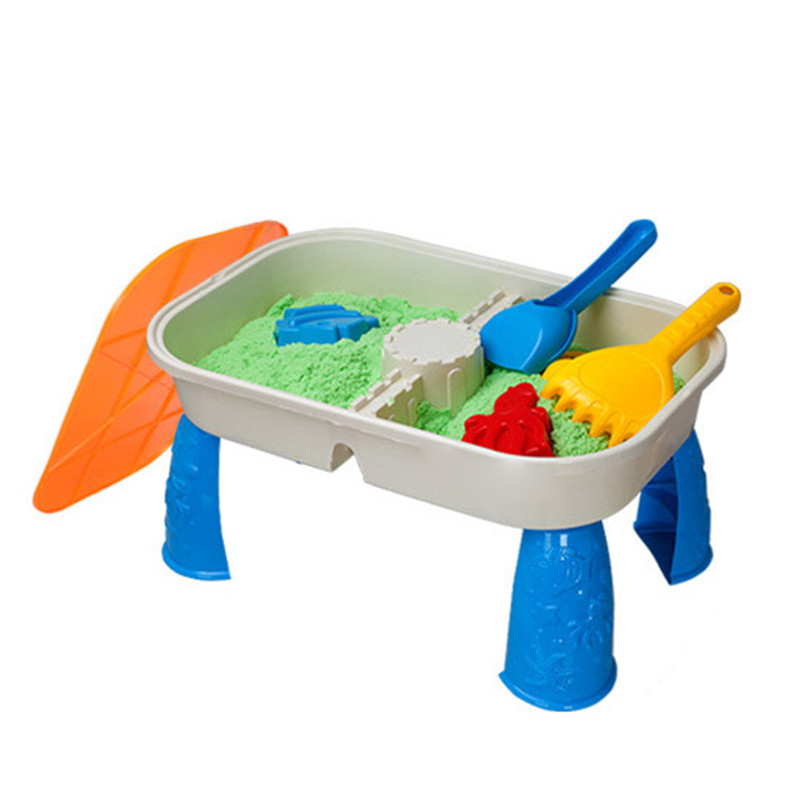 9 Pcs Portable Beach Toys Set Digging Shovel Tools Bath Water Playing Sand Table Seaside Play Water Soft Material Summer