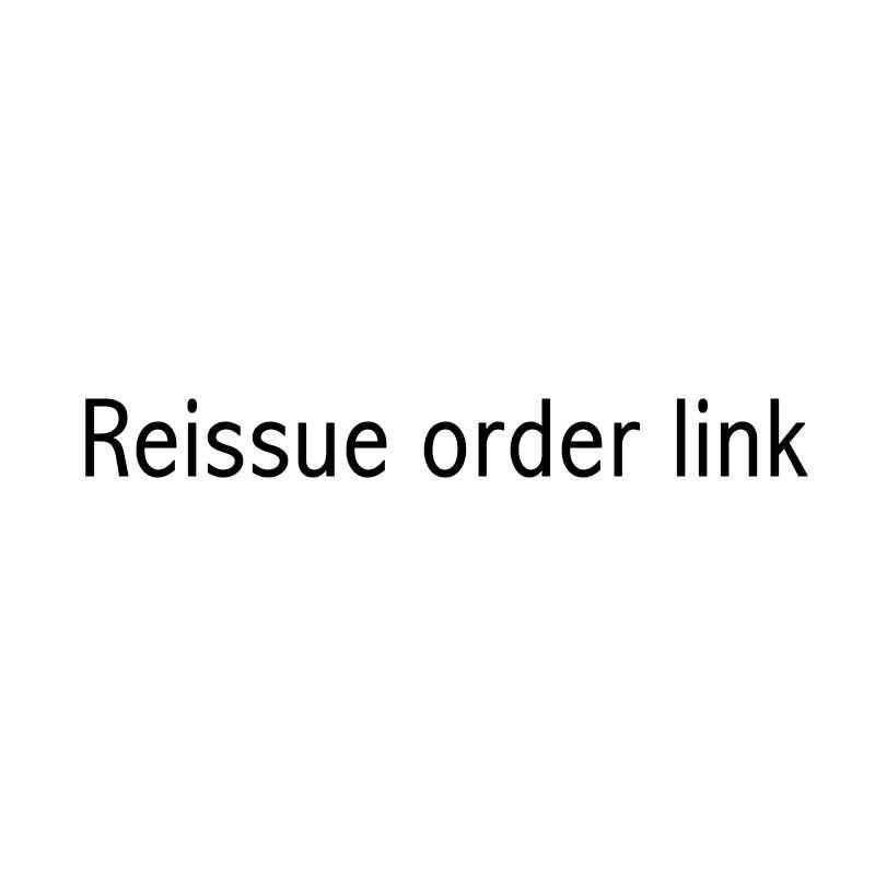 Ponownie wystawić, ponownie wysłać link do zamówienia. Aby nie stracić pieniędzy, nie kupuj go przed skontaktowaniem się z nami.