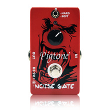 Pigtone PP-14 noise gate Guitar effect pedal acoustic electric guitar accessories effects pedals Real bypass diy mod lovepedal dragon fuzz pedal electric guitar stomp box effects amplifier amp acoustic bass accessories effectors