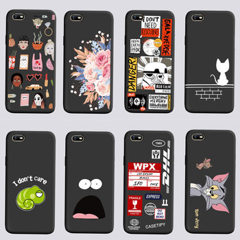 OPPO A1K Case Silicone TPU Protective Cover Cartoon Phone Case For OPPO A1K CPH1923 CPH 1923 A 1K OPPOA1K Case Soft 6.1 inch image