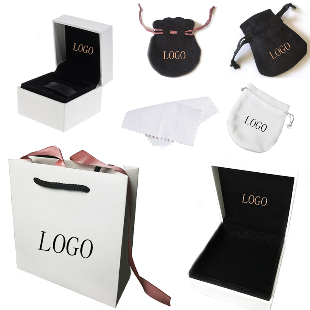 Fashion Bead Box Gift Protective Storage Bag Fit Original Pandoras Charm Bracelet Ring Earring  Necklace Diy Women Jewelry