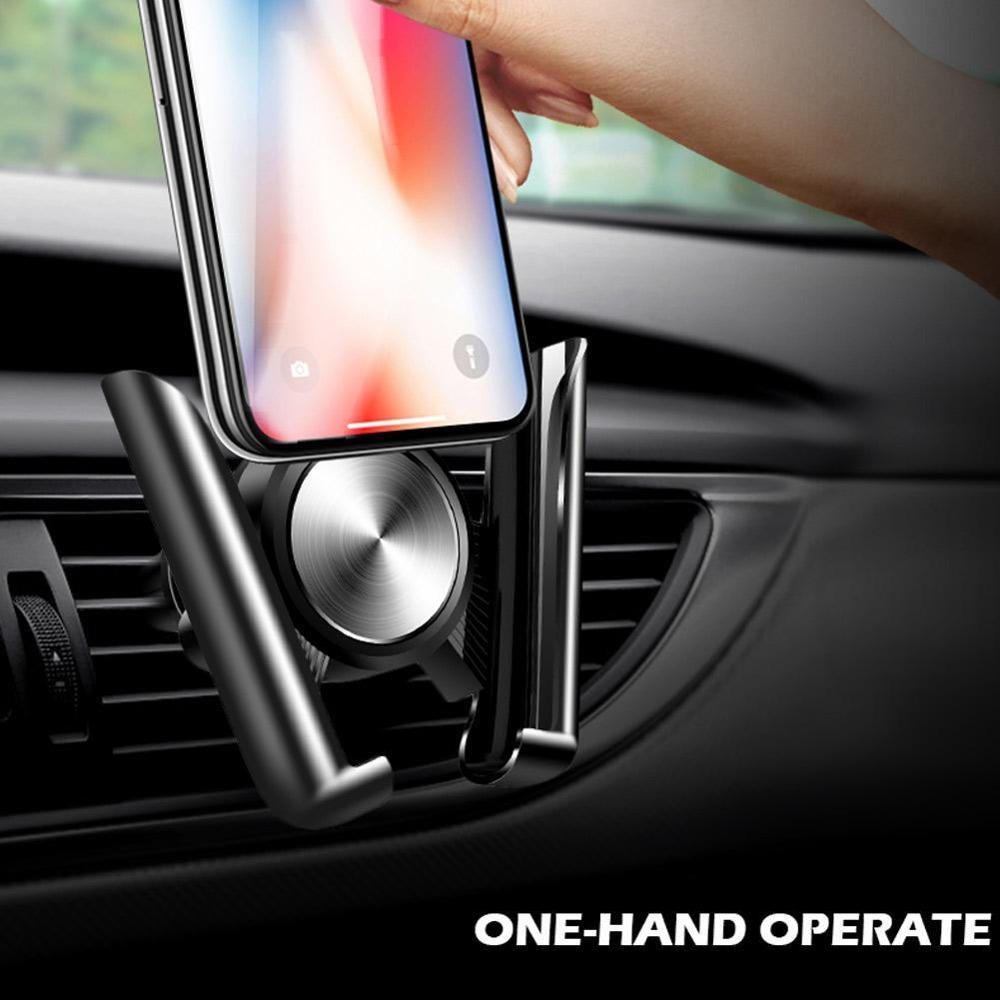 Universal <font><b>Car</b></font> <font><b>Phone</b></font> Holder for iPhone 11 Pro 8 7 Smartphone Stand for Samsung <font><b>Mobile</b></font> <font><b>Phone</b></font> <font><b>Accessories</b></font> for Xiaomi <font><b>Phone</b></font> Grip image
