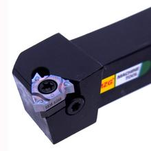 MZG SER1212H16 20*20 16*16 CNC 선반 가공 커터 외부 나사 공구 스레딩 공구 홀더 나사 선삭 홀더