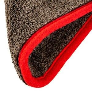Image 4 - 3 adet araba temizlik havlusu 1200GSM araba detaylandırma mikrofiber kurutma havlu araba detay temizlik parlatma araba yıkama kumaş aksesuarları