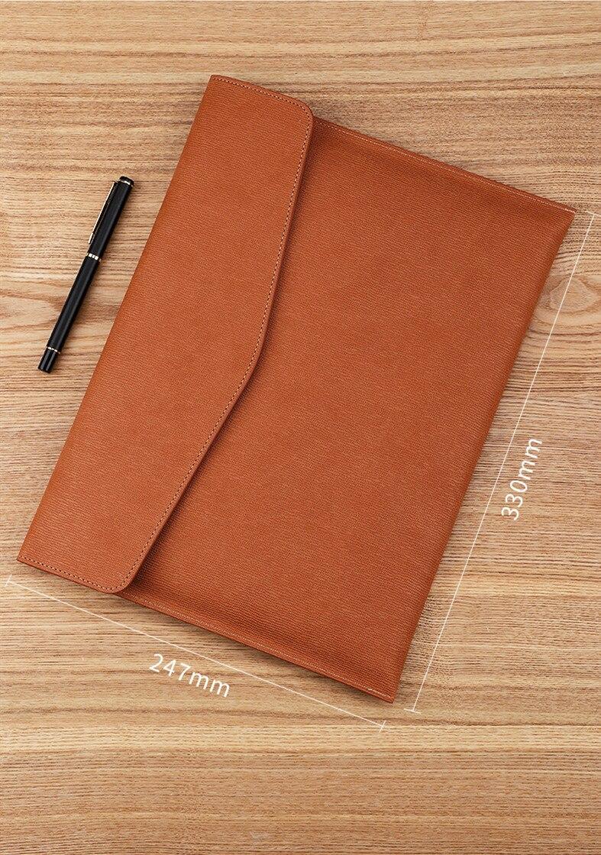 alta capacidade saco de armazenamento organizador de papel papelaria de escritório