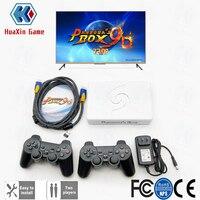 2 Players Wireless version Pandora Box 9D 2500 in 1 motherboard HDMI/VGA output + Gamepad Set USB connect joypad 3D games Tekken