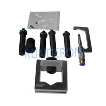 디젤 서비스 수리 워크샵 일반 레일 인젝터 어댑터 클램핑 고정 장치 Bosch Denso CRS 테스터 벤치 용 분해 도구