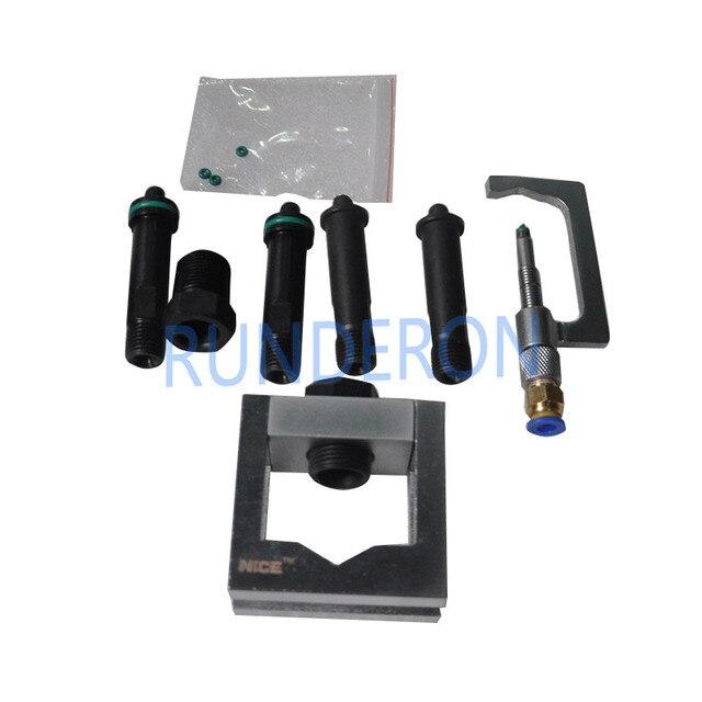 Дизель Сервис ремонтный цех Common Rail Инжектор адаптер зажимное приспособление разборные инструменты для Bosch Denso CRS тестер стенд