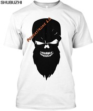 Bearded Skull Powerstroke6.0 - Powerstroke 6.0 Popular Tagless Tee T-Shirt sbz4357(China)