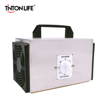 220V 20g/h O3 Ozone Generator Machine With Timing Controller Air Purifier Disinfection Sterilization Cleaning Formaldehyde