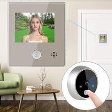 цена на 3in Night  Video Intercom Wireless Doorbell Doorphone Camera for Access System Door