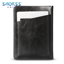 SMORSS Tablet Leather Case 6 inch For Kindle Electronic Book Cover Soft Surface PU Leather Multifunctional Protective Cover Bag