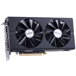 Używana karta graficzna Sapphire RX470D 4G ultra-platynowa 4GB GDDR5