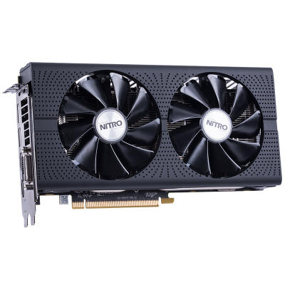Used, Sapphire RX470D 4G Ultra-platinum 4GB GDDR5 Graphics Card