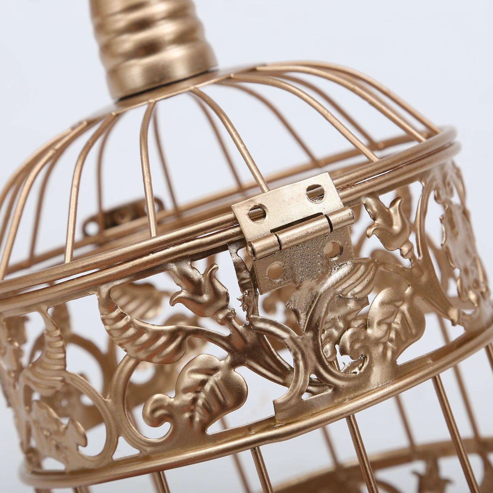 13 pièces/ensemble or blanc gâteau support ensemble rond en métal Cupcake Dessert affichage piédestal mariage présentoir gâteau décoration outil - 6