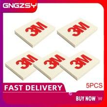 CNGZSY 5 יחידות 3 m צמר מגב רך מגרד חלון גווני רכב צבע שינוי סרט גלישת פרסום רדיד התקנה כלים 5A07