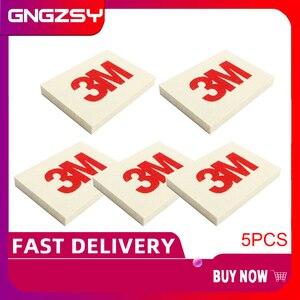 Image 1 - CNGZSY 5 יחידות 3 m צמר מגב רך מגרד חלון גווני רכב צבע שינוי סרט גלישת פרסום רדיד התקנה כלים 5A07