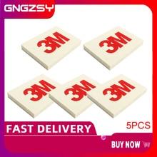 Cngzsy 5 pcs 3 m 양모 스퀴지 소프트 스크레이퍼 창 색조 자동차 색상 변경 필름 포장 광고 호일 설치 도구 5a07