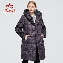 Astrid 2020 New Winter Women's coat women long warm parka Pl