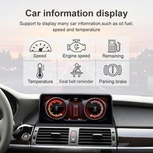 EBILAEN Android 10 автомобильный dvd-плеер для BMW X5 E70/X6 E71 (2007-2013) CCC/CIC системный блок ПК навигация авто радио мультимедиа IPS