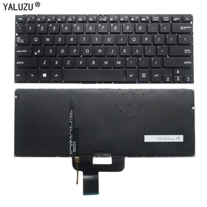NEW US laptop keyboard FOR ASUS RX410U UX310 UX410 RX310 U310 U310U UX4000 U4000 U4000U U4000UQ US laptop keyboard Backlit(China)