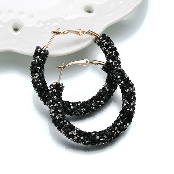 Bling bling Statement Earrings 11