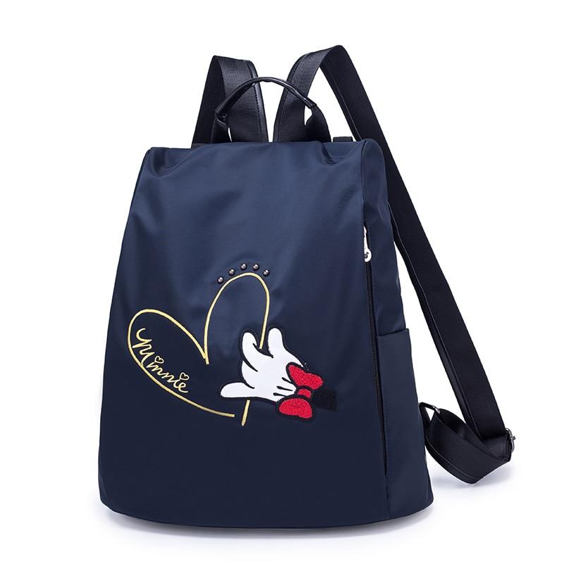 Mommy Bag Disney Diaper Backpack Mother Baby Bags Saco Fralda Grande Capacidade Handbags For Moms Travel Mochila Infantil Menin