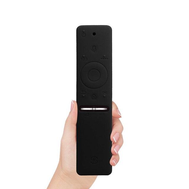 SIKAI Silicone housse de protection complète pour Samsung Smart TV BN59-01241A/01242A/01260A/01259E housse anti-poussière